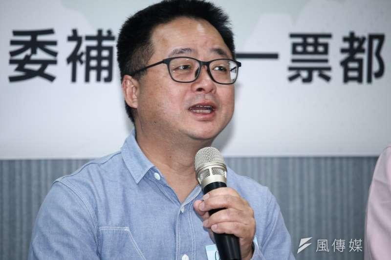 華航罷工第4天,民進黨秘書長羅文嘉表示,至今協商仍未成,罷工事件損害最大的是買了機票、誤了假期的華航乘客。(資料照,蔡親傑攝)