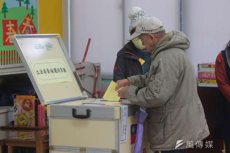 中選會18日下午舉行原住民立法委員選舉候選人姓名號次抽籤。(資料照,顏麟宇攝)