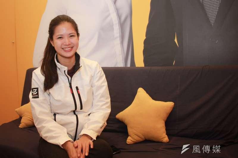 時代力量台北市議員林亮君(見圖)今(2)日在臉書表示,相信民進黨立委參選人吳怡農接下來會有越來越強勁的表現,希望吳的認真能被更多選民看見。(資料照,方炳超攝)