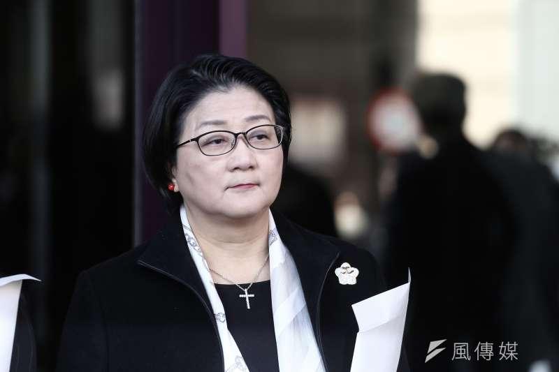 婦聯會主委雷倩(見圖)接受專訪,期盼當年「一夫當關、萬夫莫敵」的高雄市長韓國瑜回來。(資料照,陳品佑攝)
