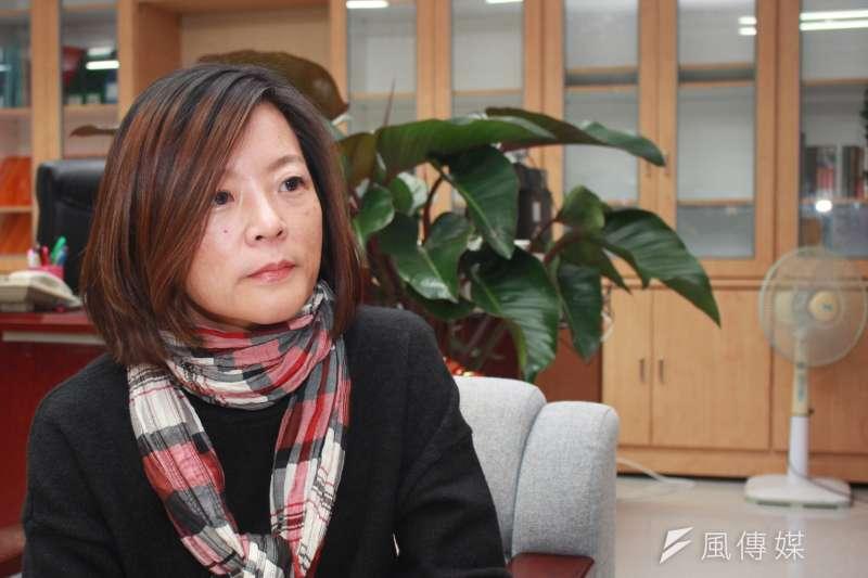 20190131-前新竹市社會處長陳雪慧接任台北市社會局局長,陳雪慧上任至今已1個月。(方炳超攝)