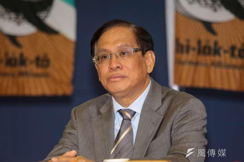 民間投資股份有限公司昨(14)日召開董事會,撤換董事長郭倍宏。(顏麟宇攝)