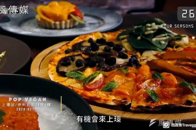 吃素的人出國別擔心!比葷食還好吃!40道香港必吃素食料理