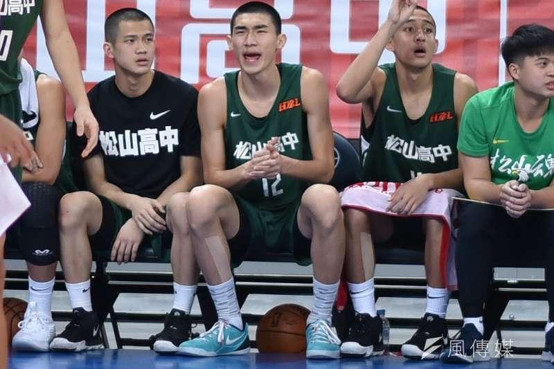馬建豪15日至17日赴美參加NBA無疆界訓練營,有不少收穫。 (王永志攝)