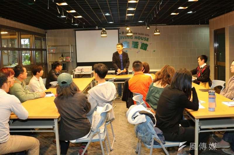 首次在台舉辦的國際有機農業亞洲聯盟青年論壇,以全英文方式進行,台灣學員展現有機產業接軌國際的企圖心。(圖/李梅瑛攝)