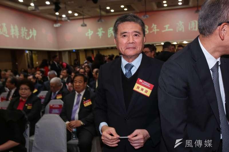 工總副理事長林明儒批評政府能源政策。(資料照片,顏麟宇攝)