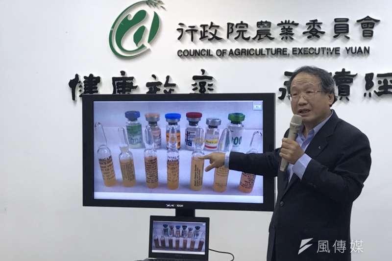 20190222-農委會副主委黃金城。(廖羿雯攝)