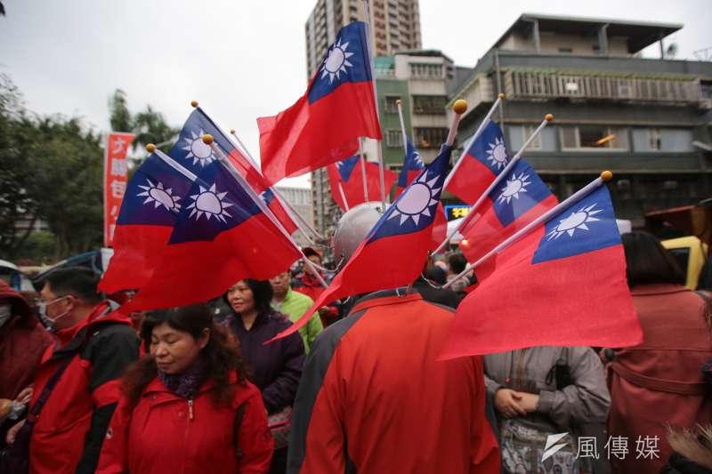泛藍民間團體將在5日號召上千人,於中正紀念堂廣場前舉辦「蔣公,我們懷念您!」紀念活動,現場並將發放3000面國旗。示意圖。(資料照,顏麟宇攝)