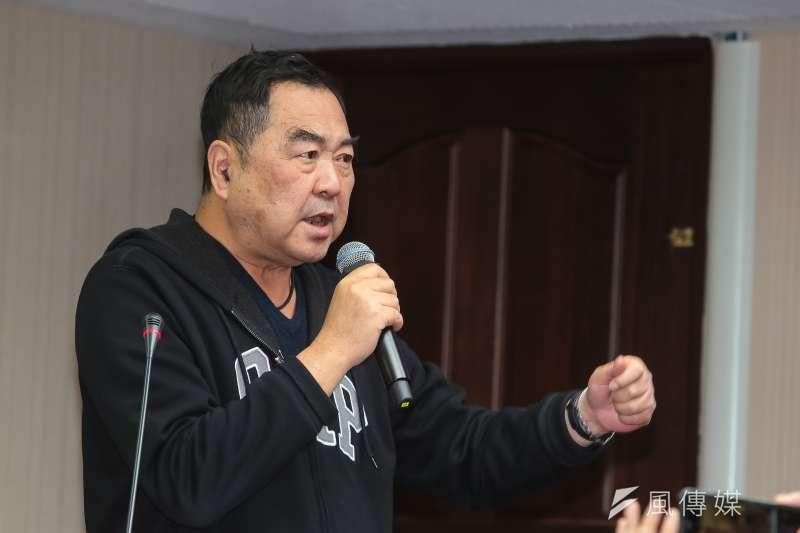 20190227-國民黨立委徐志榮27日於立院衛環委員會質詢。(顏麟宇攝)