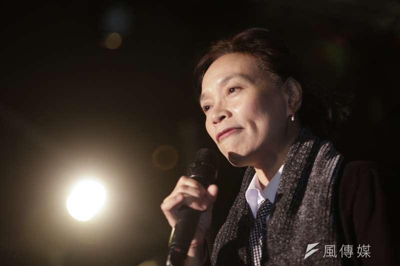 20190228-促轉會代理主委楊翠28日出席共生音樂節。(簡必丞攝)