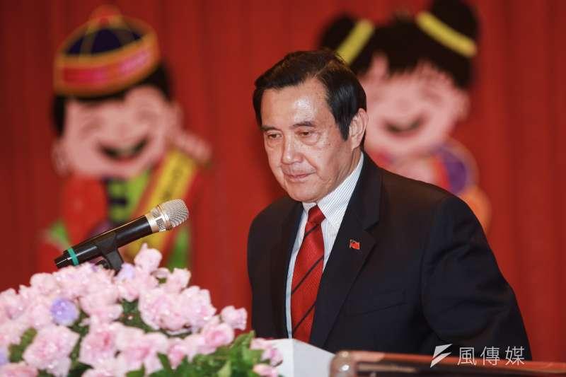 針對前總統馬英九(見圖)對中國加速侵台「有這麼嚴重嗎?」說法,民進黨發言人14日表示,馬英九過去執政時的情況證明,就是有這麼嚴重。(資料照,簡必丞攝)
