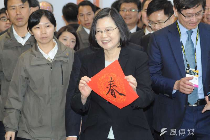 作者認為,臺灣做好自己,做對選擇,擇善固執,從一而終,就是改變中國、造福世界的希望。(資料照,甘岱民攝)