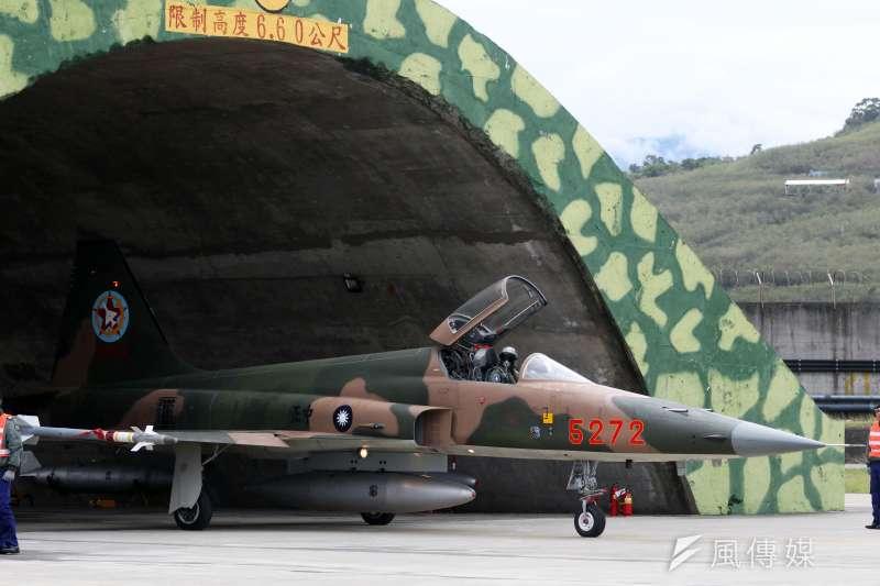 空軍過去派遣人員前往葉門阿拉伯共和國,秘密操作沙烏地阿拉伯提供的F-5型戰機,以對抗當時奉行共產主義的南葉門,前後歷時12年,史稱「大漠計畫」。(蘇仲泓攝)