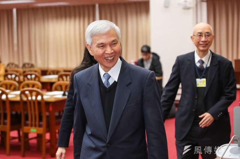鴿派抬頭,台灣今明兩年再無升息機會;圖為央行總裁楊金龍。(資料照片,顏麟宇攝)