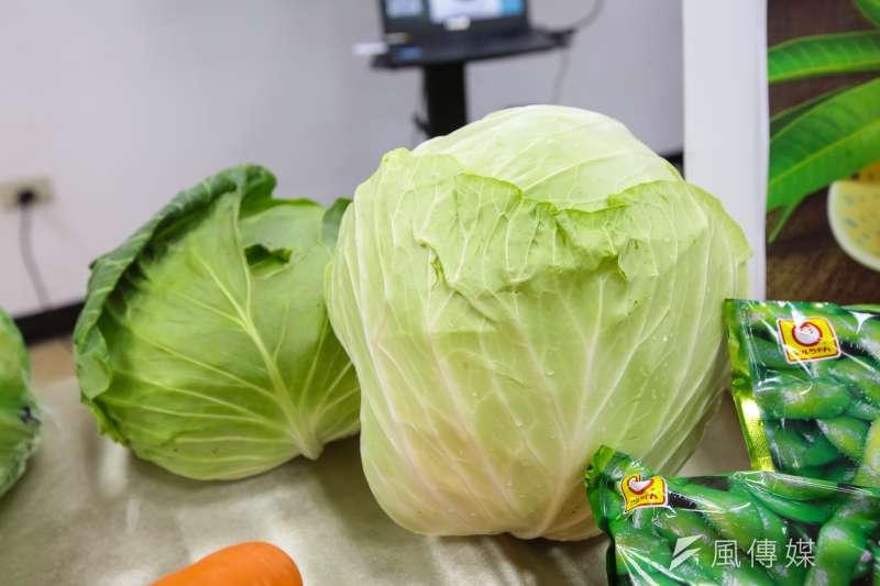 國內農產品銷售受疫情重創,農委會宣布貸款免息補助方案(資料照,顏麟宇攝)