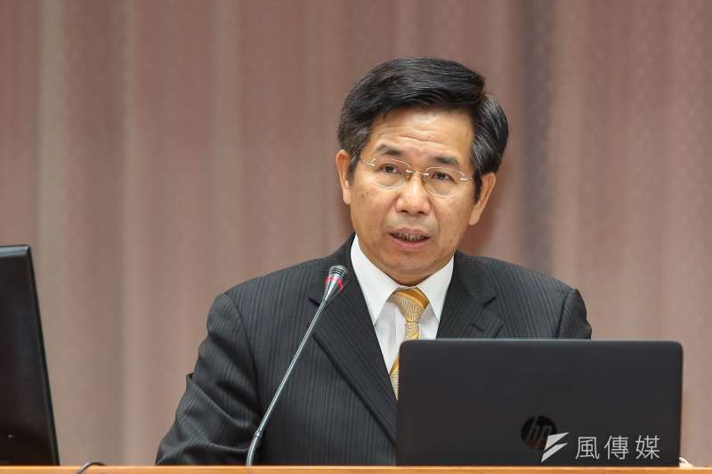 教育部長潘文忠(見圖)表示,12年國教課綱的重點在「核心素養」 ,去中國化與文言文比率並不是考量。(資料照,顏麟宇攝)