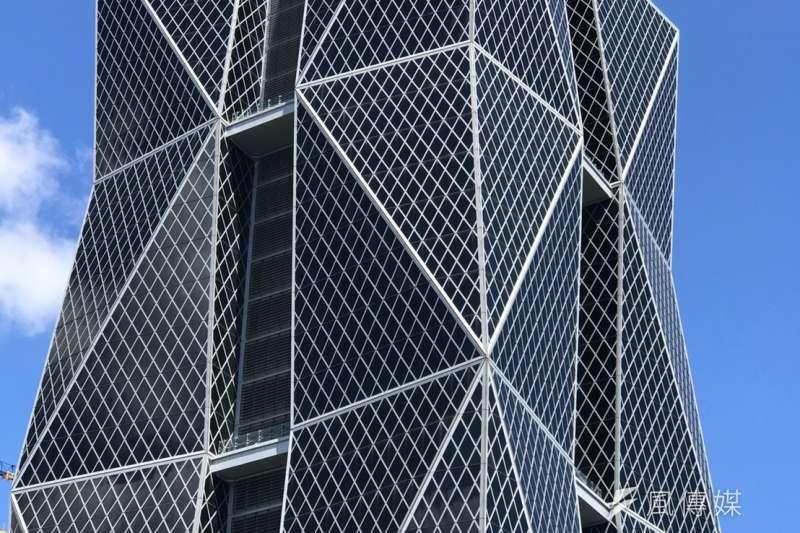中鋼的自然人股東多達100餘萬人,是國內投資人長期持有台股、領取配息的熱門標的之一,圖為中鋼大樓(呂紹煒攝)