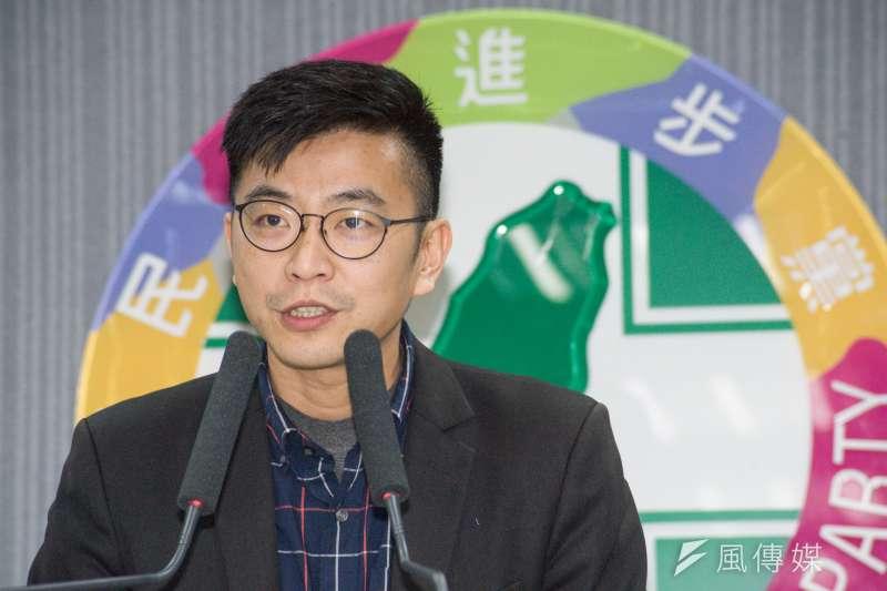 民進黨發言人周江杰7日說,台灣未能參與世界衛生大會(WHA)等國際組織或會議,全世界的人都知道因為中國橫暴無理的打壓,如今中國還「惡人先告狀」,「簡直是做賊的喊捉賊。」(資料照,甘岱民攝)