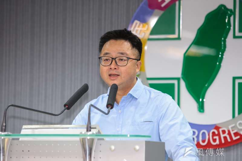 民進黨秘書長羅文嘉表示,無論高雄市長韓國瑜2020年選不選總統,民進黨都會按照既定的初選機制,來提名總統候選人。(資料照,顏麟宇攝)