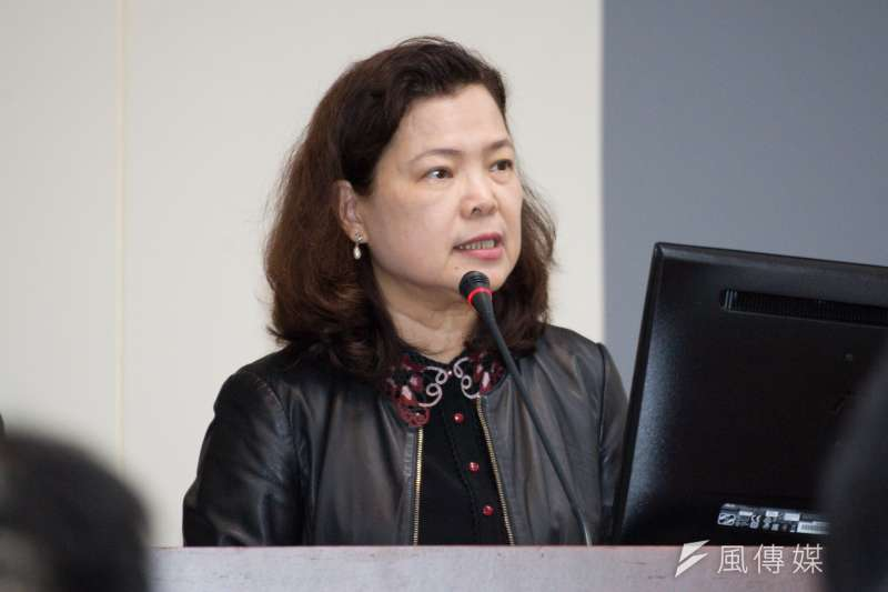 經濟部次長王美花25日於立法院備詢時表示,目前還有幾個部會未回覆意見,台北雙子星開發案本月來不及排審。(甘岱民攝)