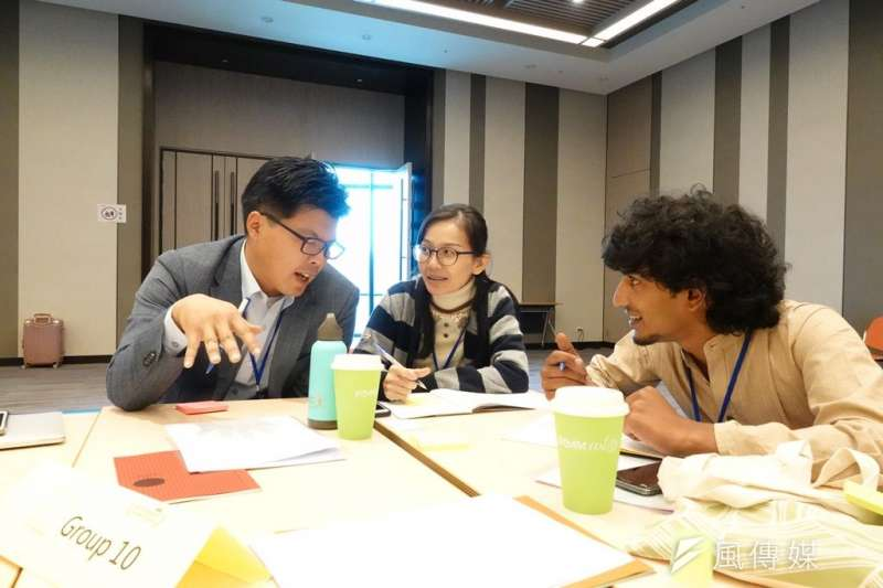 IFOAM Asia亞洲有機青年論壇除了3/26-28三天的工作坊,3/29也將舉行國際研討會,邀請多位國際與台灣有機農業領域講者,分享從生產到通路、農法到政策端的多元觀點,當天並提供網路直播。 (圖/新北市農業局提供)