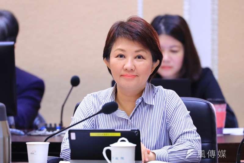 台中市長盧秀燕表示,花博將虧損12億元以上傳言不完全是事實,「外界不要急」,花博財務年底才結算。(資料照,取自台中市政府)