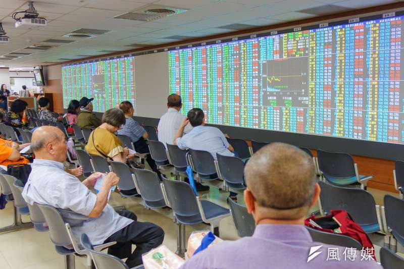 再好的公司,股價都會有大跌的時候,因此,光是學會選股,也未必能夠賺到大錢,因為投資者自己的心理素質往往才是能否成為贏家的關鍵。(陳明仁攝)