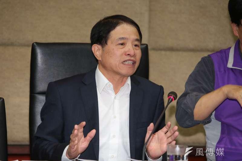 NCC副主委翁柏宗(見圖)表示,修法不會導致愛奇藝下架或封網,愛奇藝用戶仍可透過網路,到香港愛奇藝伺服器擷取視聽影音內容。(資料照,顏麟宇攝)