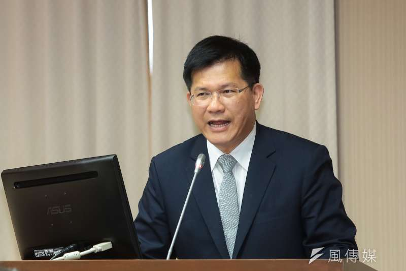 國民黨團質疑交通部長林佳龍大舉任用親信。對此,交通部回應,用人唯才、施政情形可受公評。(資料照,顏麟宇攝)