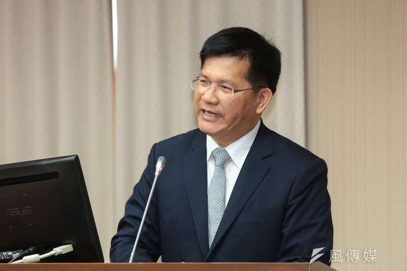 行政院點名撤換郵政董座,交通部表示將配合調整。(資料照片,顏麟宇攝)