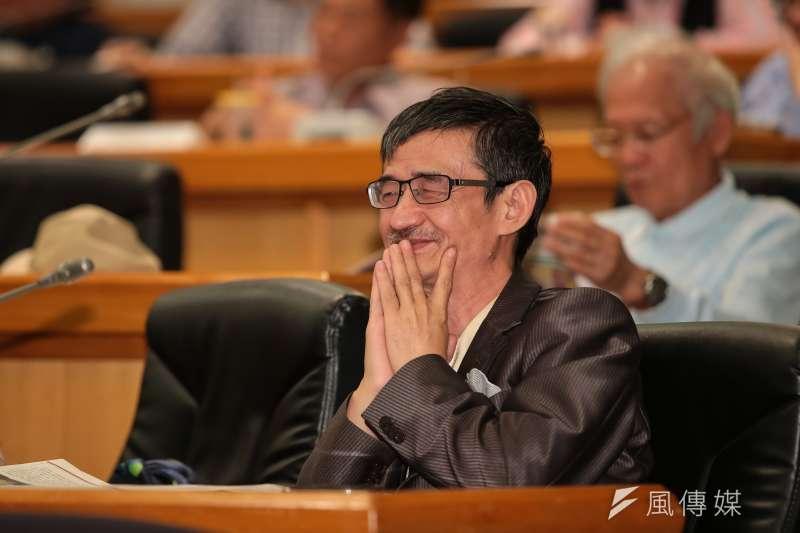 針對民進黨2020總統大選,蝶蘭文創董事長吳祥輝25日在臉書發文辱罵總統蔡英文。(資料照,顏麟宇攝)