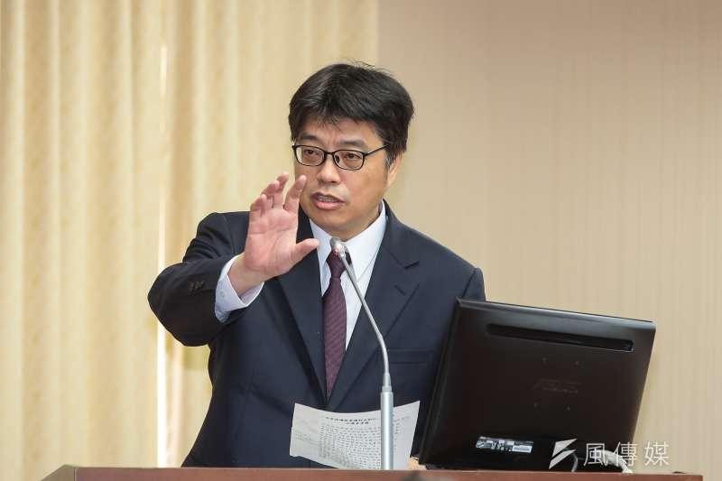 陸委會副主委邱垂正表示,中國以各種方式介入民主國家的選舉,已是國際社會普遍認知與公認的事實。(資料照,顏麟宇攝)