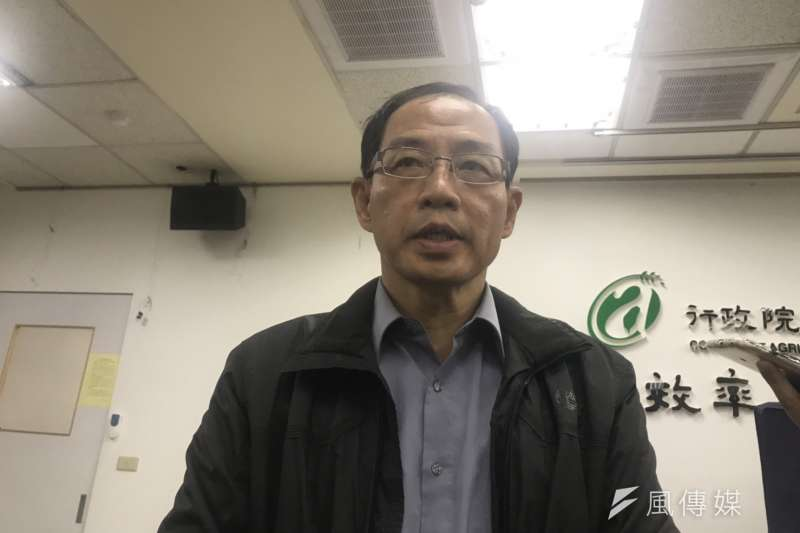 20190416_農委會林務局副局長廖一光。(廖羿雯攝)