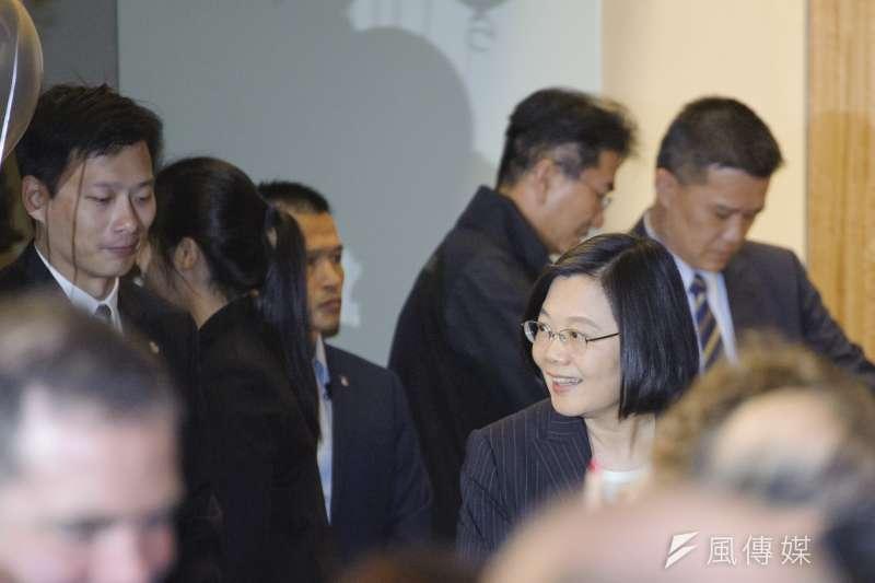 20190415-台灣關係法&AIT@40:40友誼慶祝酒會,總統蔡英文出席。(甘岱民攝)
