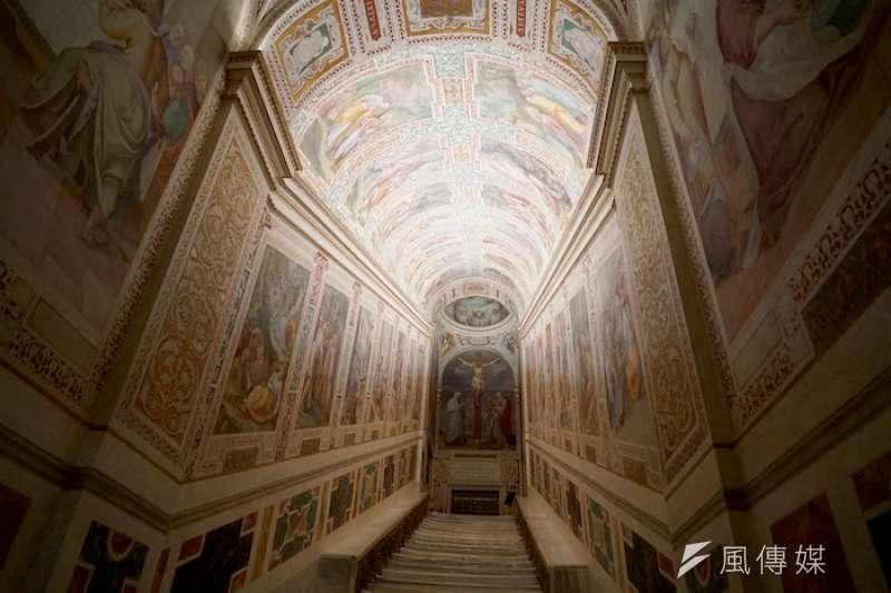 羅馬聖階梯(曾廣儀攝)