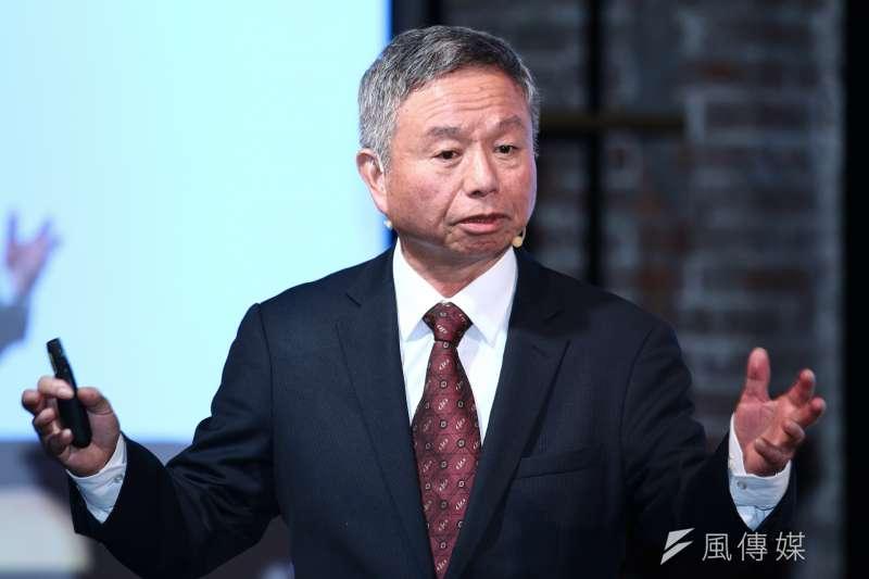前衛生署長楊志良(見圖)批評中央禁止全國高中以下的師生出國的政策已經違憲。(資料照,蔡親傑攝)