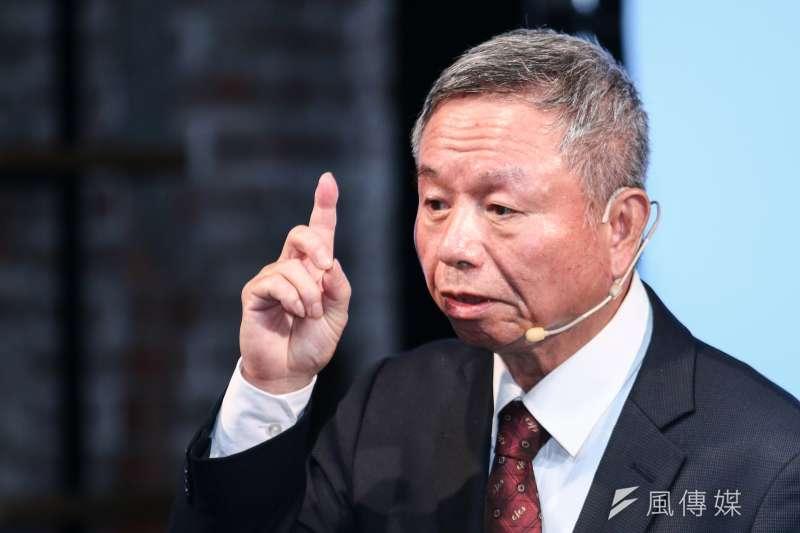 前衛生署長楊志良(見圖)呼籲,指揮中心應該要能得到大家的信任和支持,就像是「皇后的貞操」。(資料照,蔡親傑攝)