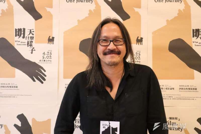 泰國曼谷藝術文化中心Pawit Mahasarinand。(攝影:蔡娪嫣)
