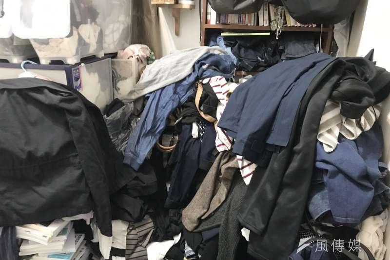 她在罹癌後清掉上百件衣服,反而有種重獲新生的感覺。(示意圖/風傳媒攝影)