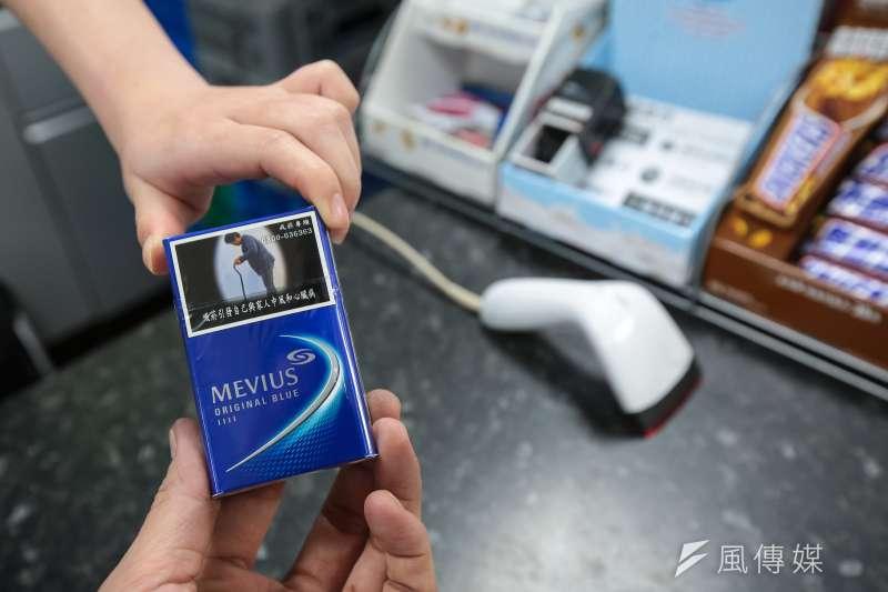 20190508-風數據吸菸專題,香菸販售。(顏麟宇攝)【吸菸有害健康】