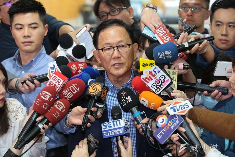 台北市長選舉無效訴訟,北院10日一審宣判丁守中敗訴。(資料照,顏麟宇攝)