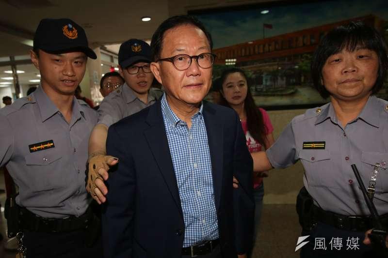 選舉無效官司敗訴後兩周,台北市長落選人丁守中決定提出上訴。(資料照,顏麟宇攝)