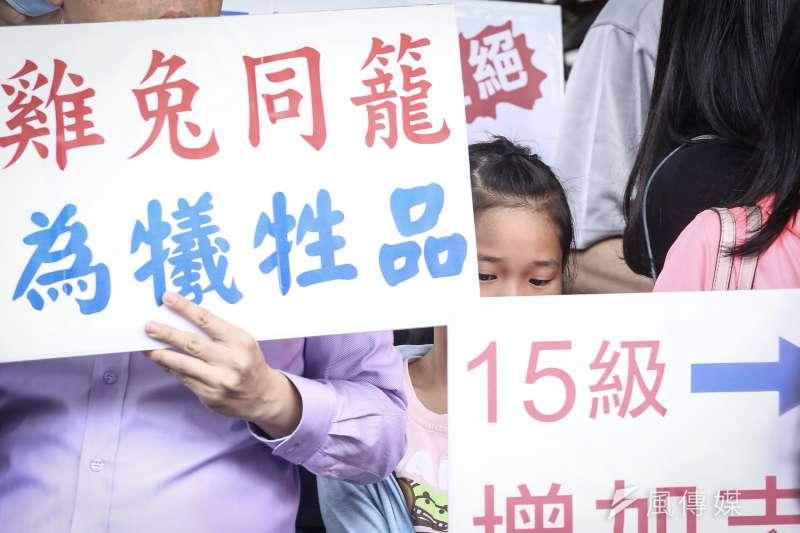 「十二年國教」、「108課綱」崇高的教育理想,最後演變出來的結果是臺灣教育的「公私翻轉」和公立學校崩潰。(資料照,陳品佑攝)