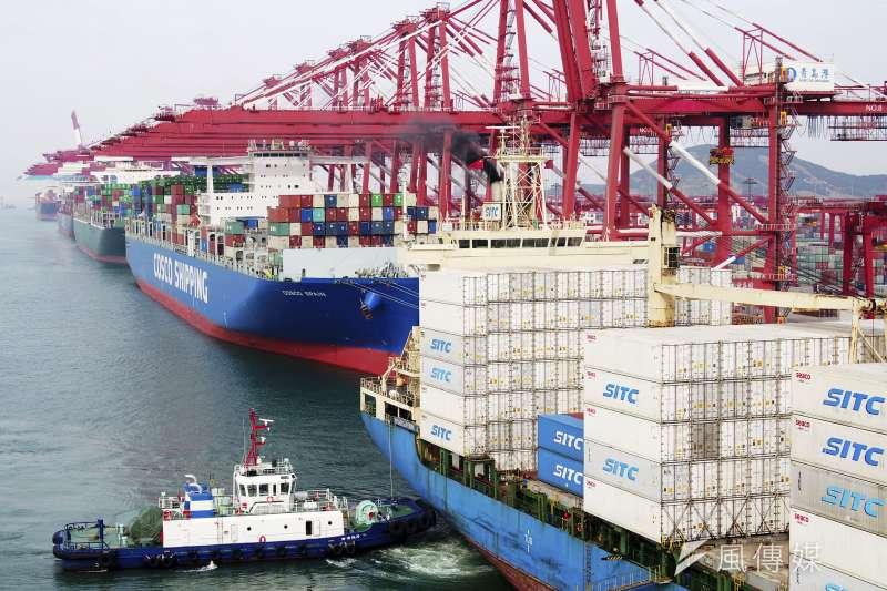 2019年中美貿易戰,美國總統川普對中國輸美商品祭出高額關稅,中方也展開反制(AP)