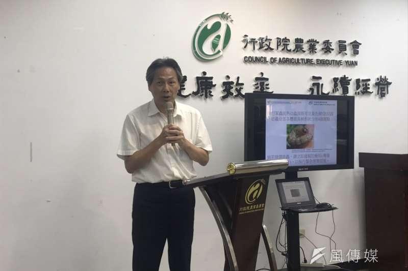 20190513_農委會防檢局長馮海東。(廖羿雯攝)