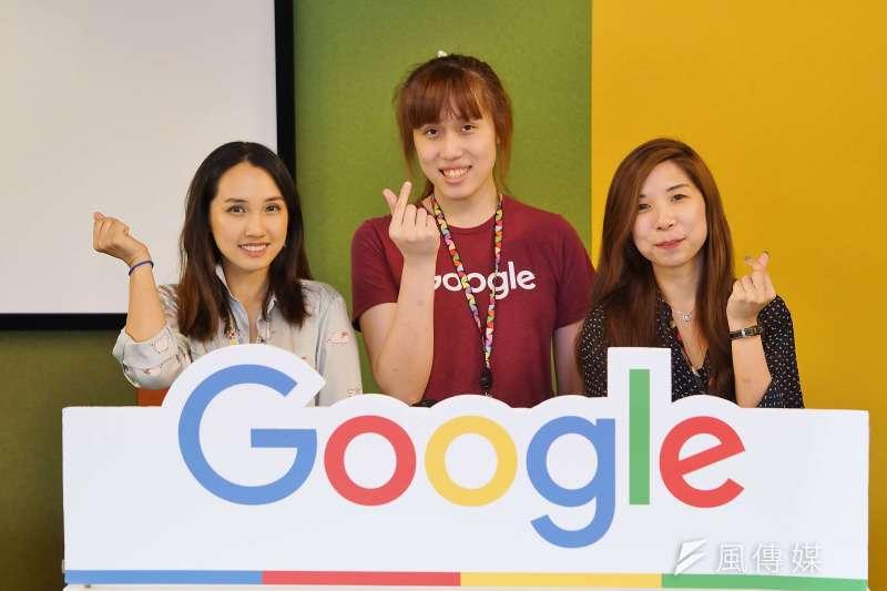20190521-Google同志員工議題專訪。(盧逸峰攝)