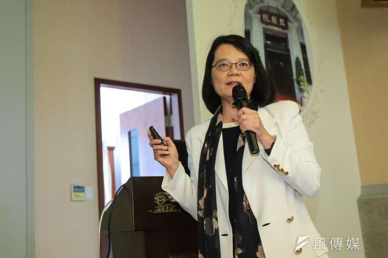 公懲會前委員長石木欽涉不當行為,王美玉等3監委申請自動調查。(資料照片,顏麟宇攝)