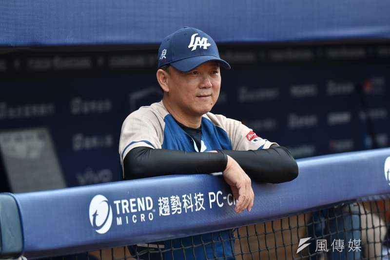 洪一中在日前決定辭去中華隊教頭職務,今日也重申決定不變。(資料照,王永志攝)
