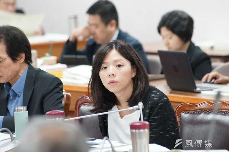 立委洪慈庸(見圖)發文力挺被韓粉攻擊的18歲女學生。(資料照,盧逸峰攝)