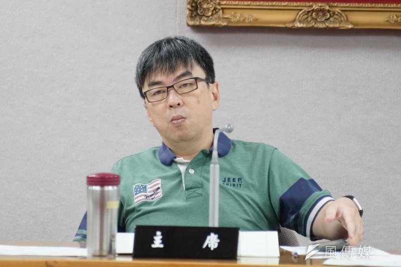 20190527-立委段宜康出席司法法制委員會。(盧逸峰攝)